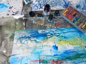 Studio play St Ives