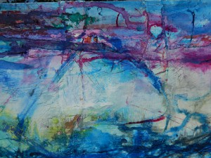 Tracey Ross Abstract I