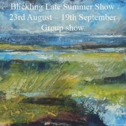 Blickling poster use