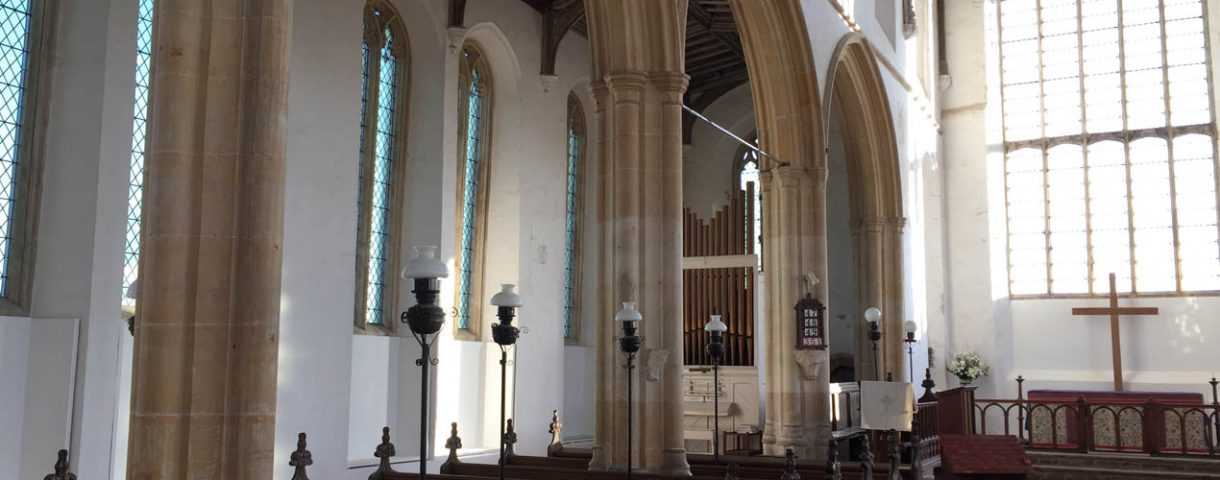 Art exhibition by Tracey Ross Salthouse Church
