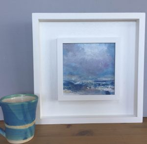 Tracey Ross Norfolk sea paintings