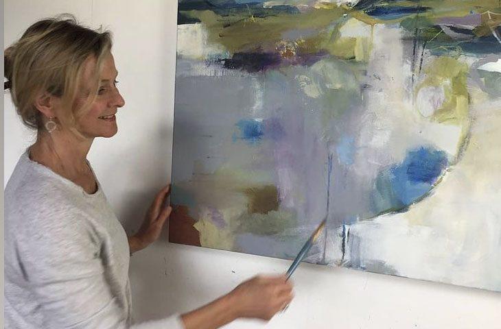 Tracey 'Ross Open Studio