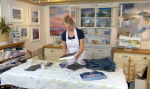 Tracey Ross Online art course,